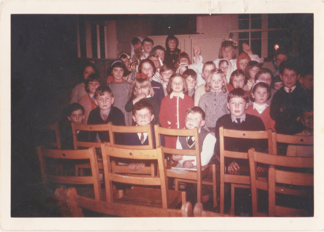 Pupils from Churchill School in Churchill and Sarsden, Oxfordshire